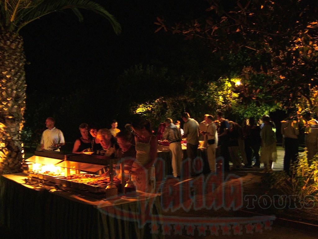 Греческая ночь